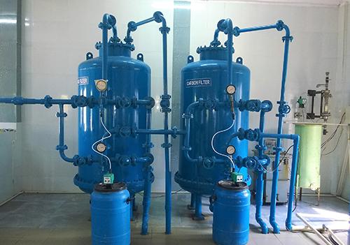 Filtration-Plant